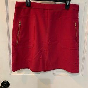 Loft short skirt